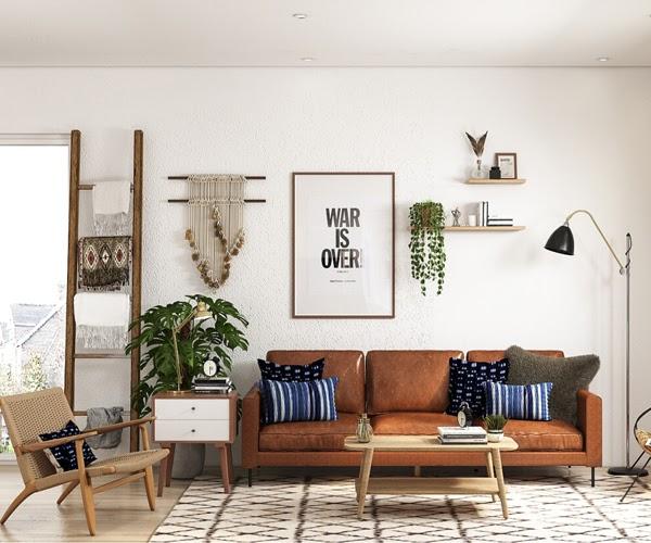Cách lựa chọn Tranh để trang trí phòng khách