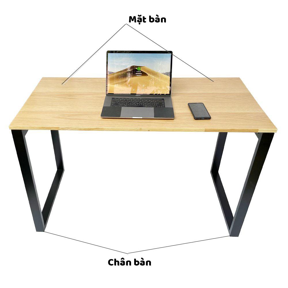Cấu trúc của bàn