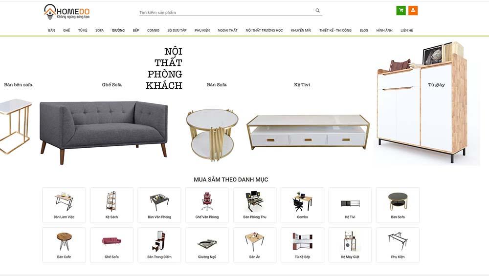 website homedo