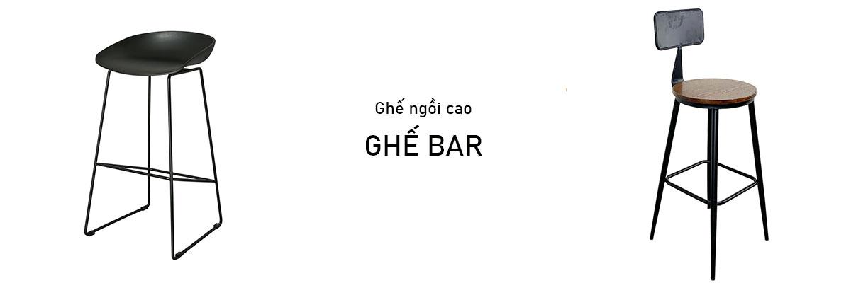 Ghế bar ngồi cao