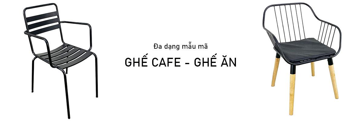 Ghế cafe, ghế ăn