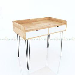 Bàn bếp nấu ăn tiện dụng bằng gỗ PINLEG - 100x60x82 KB68003
