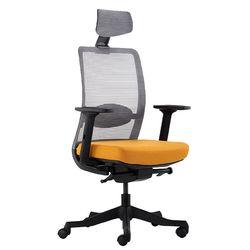 Ghế văn phòng cao cấp có tựa đầu Anto-01