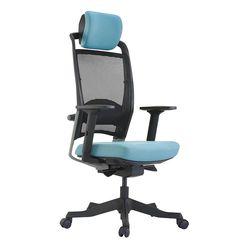 Ghế văn phòng cao cấp có tựa đầu BudgetFutra-01