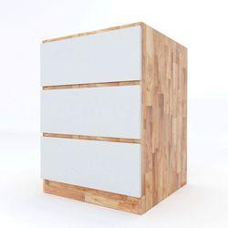 Module tủ bếp dưới hệ 3 ngăn kéo 40x58x82cm HDMTBD005