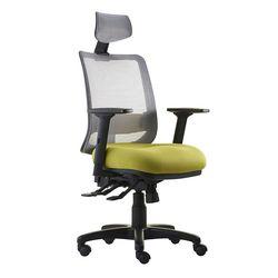 Ghế văn phòng cao cấp có tựa đầu Saga-01