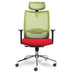 Ghế văn phòng cao cấp có tựa đầu Selena-01