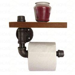 Giá treo giấy vệ sinh ống nước HDPP68002