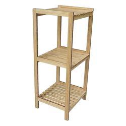 Kệ gỗ tre 3 tầng đa năng ( 44x40x110cm) HDBS001