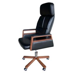 Ghế lãnh đạo lưng ngả đa chiều nệm bọc simili cao cấp MF101D