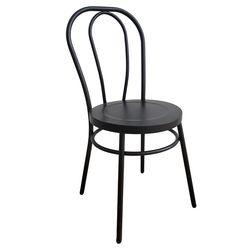 Ghế cafe, ghế bàn ăn sắt sơn tĩnh điện GBC68027