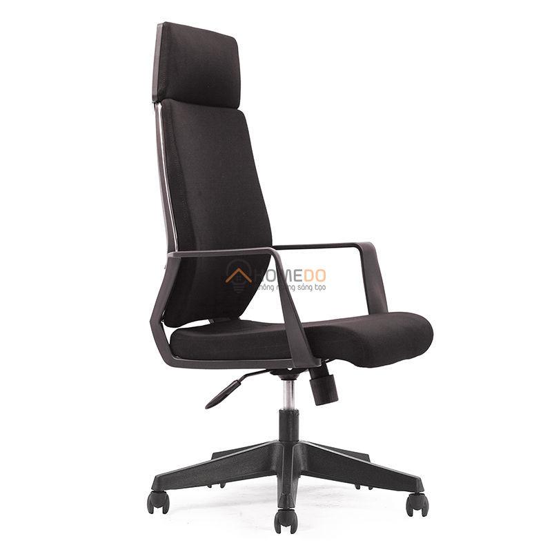 Ghế văn phòng cao cấp có tựa đầu Control-D02