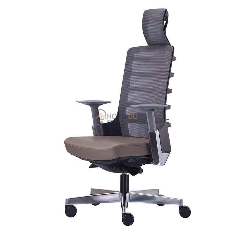 Ghế văn phòng cao cấp có tựa đầu Spider-01